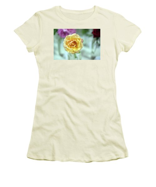 A Rose Is A Rose Women's T-Shirt (Athletic Fit)