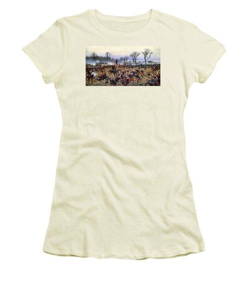 Battle Of Fredericksburg Women's T-Shirt (Athletic Fit)