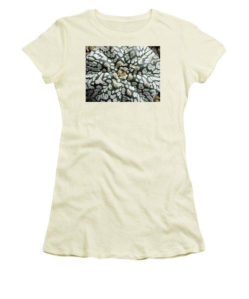 Cactus 1 Women's T-Shirt (Junior Cut) by Selena Boron