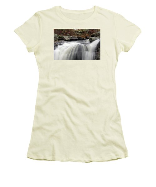 Chapman Falls 3 Women's T-Shirt (Athletic Fit)