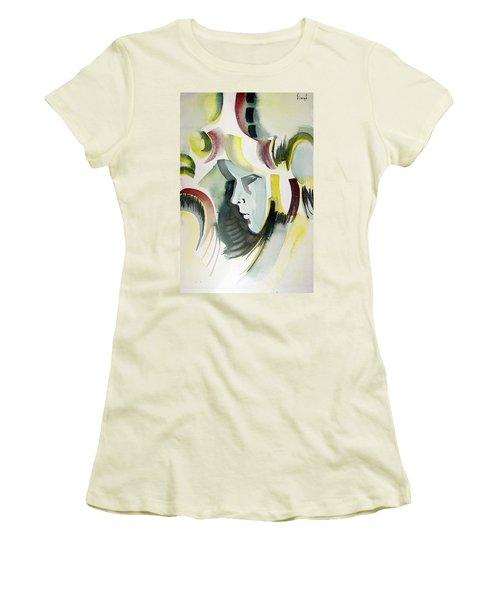 Dolor Women's T-Shirt (Athletic Fit)