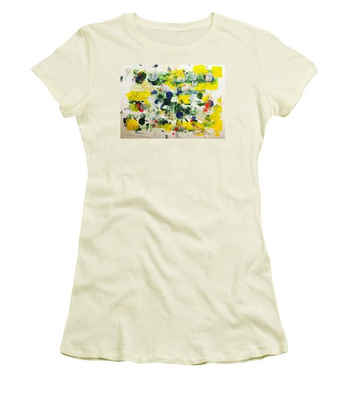 New Haven No 6 Women's T-Shirt (Athletic Fit)