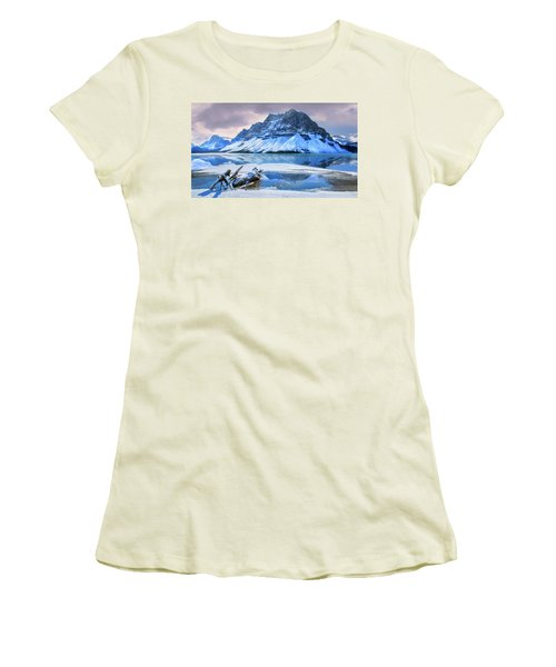 Women's T-Shirt (Junior Cut) featuring the photograph Num Ti Jah by John Poon