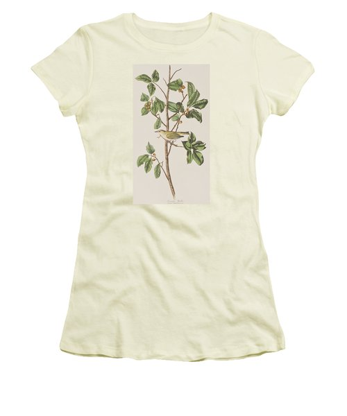 Tennessee Warbler Women's T-Shirt (Athletic Fit)