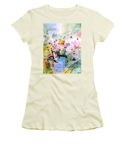 The Resting Place Women's T-Shirt (Athletic Fit)