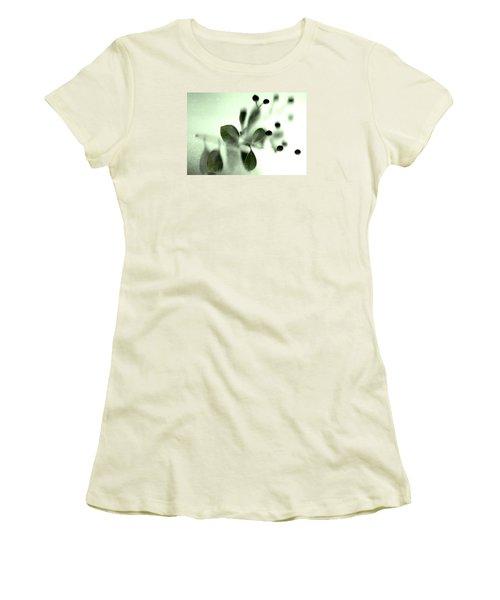 Touch Women's T-Shirt (Junior Cut) by Mark Ross