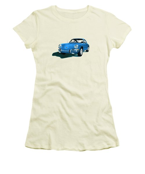 Porsche 911 1968 Women's T-Shirt (Athletic Fit)