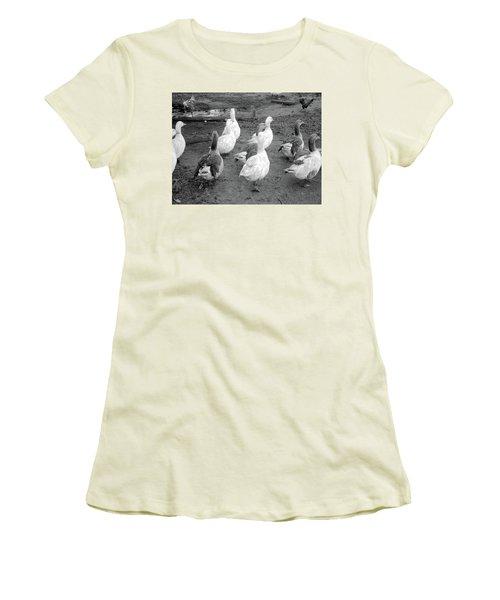 Gang Women's T-Shirt (Junior Cut) by Beto Machado