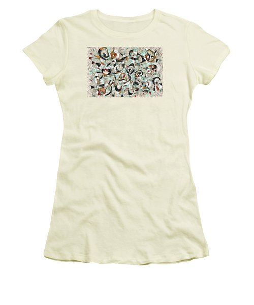 #2 Women's T-Shirt (Athletic Fit)