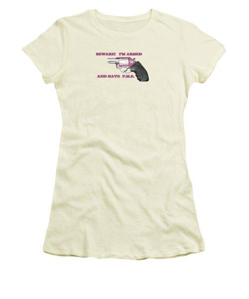 22 Magnum Women's T-Shirt (Athletic Fit)