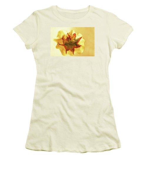 Big Bowel1 Women's T-Shirt (Junior Cut) by Itzhak Richter