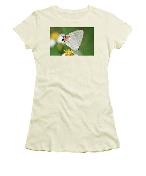 Hairstreak Women's T-Shirt (Athletic Fit)
