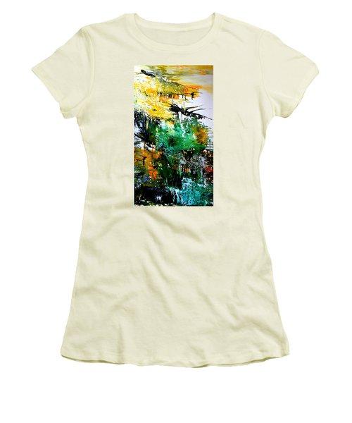 Series 2017 Women's T-Shirt (Junior Cut) by David Hatton