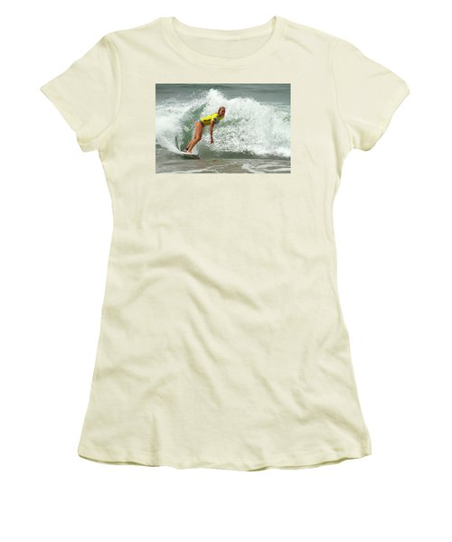 Bethany Hamilton Women's T-Shirt (Athletic Fit)