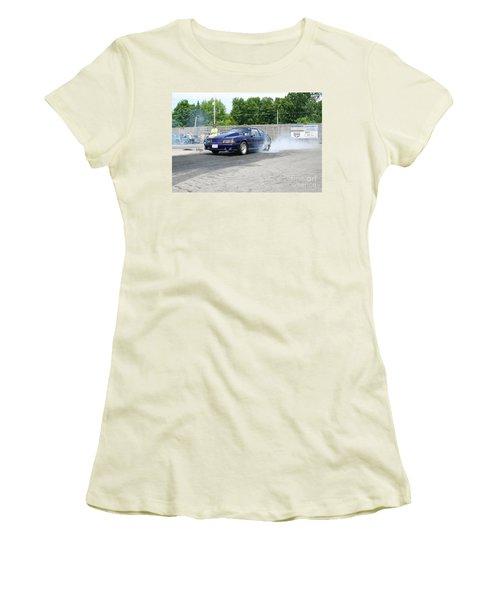 8580 06-15-2015 Esta Safety Park Women's T-Shirt (Athletic Fit)