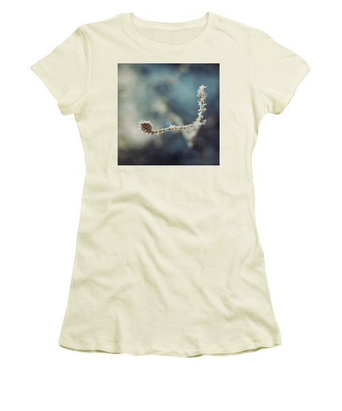 A Blue Day Women's T-Shirt (Athletic Fit)