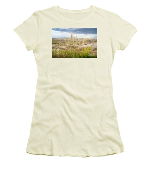 A Head Above Women's T-Shirt (Athletic Fit)