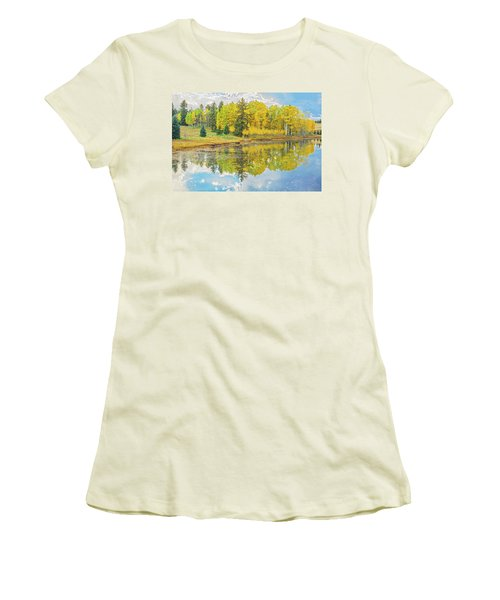 A Lakeside Willowwacks  Women's T-Shirt (Athletic Fit)
