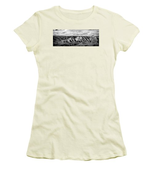Women's T-Shirt (Junior Cut) featuring the photograph A Maze by Jon Glaser