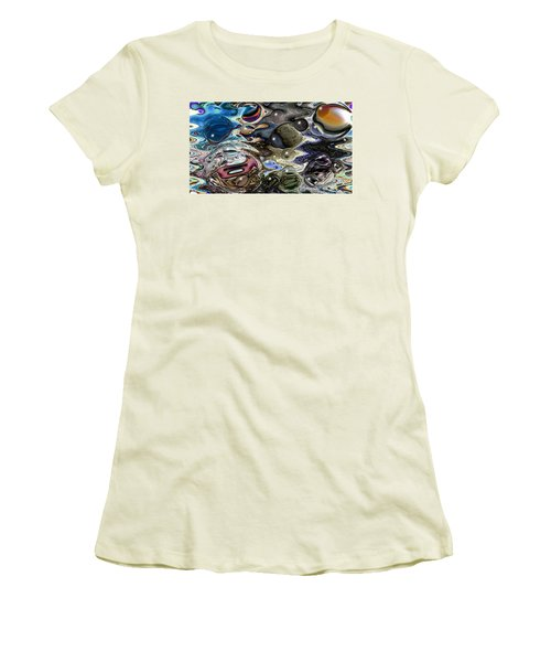 Abstract 623164 Women's T-Shirt (Athletic Fit)