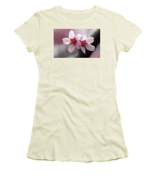 Affection Women's T-Shirt (Junior Cut) by Joseph Skompski