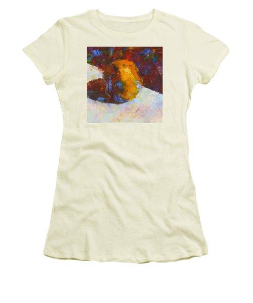 Almost Juice Women's T-Shirt (Junior Cut) by Susan Woodward