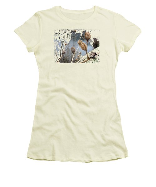 Along The River Women's T-Shirt (Athletic Fit)