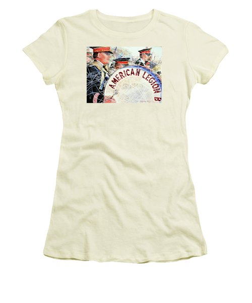 American Legion Women's T-Shirt (Athletic Fit)