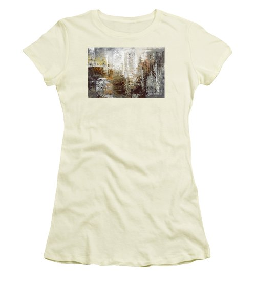 Ancient Archives Women's T-Shirt (Junior Cut) by Tatiana Iliina