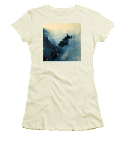 Anomaly Women's T-Shirt (Junior Cut) by Mary Kay Holladay