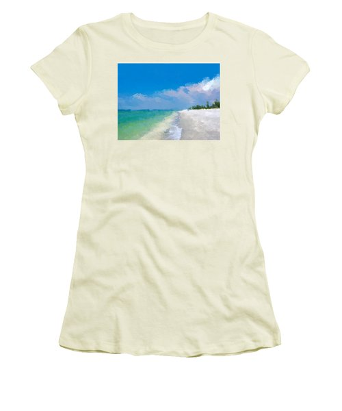 Another Beach Day Women's T-Shirt (Athletic Fit)