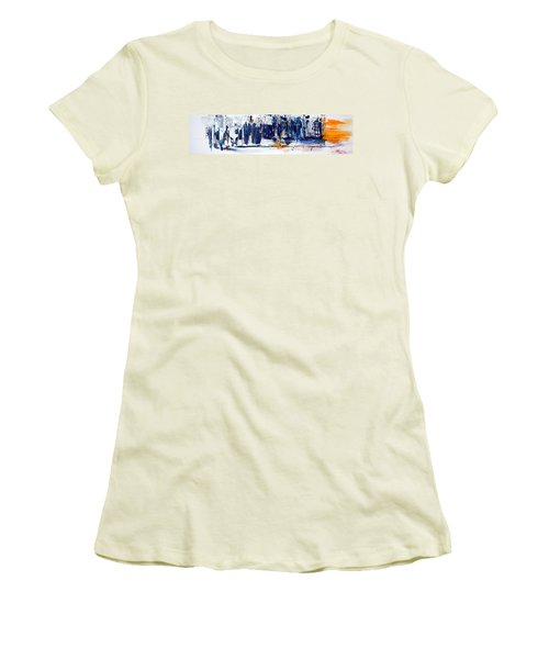 Another Day In New York City Women's T-Shirt (Athletic Fit)