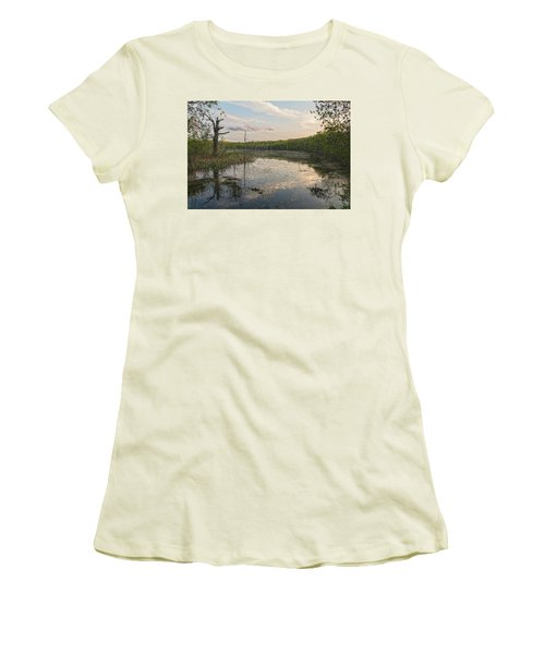 Another Era Women's T-Shirt (Junior Cut) by Angelo Marcialis