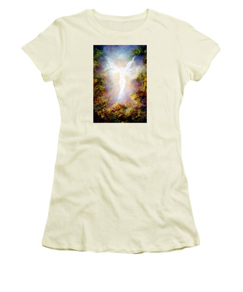 Apparition II Women's T-Shirt (Junior Cut) by Marina Petro
