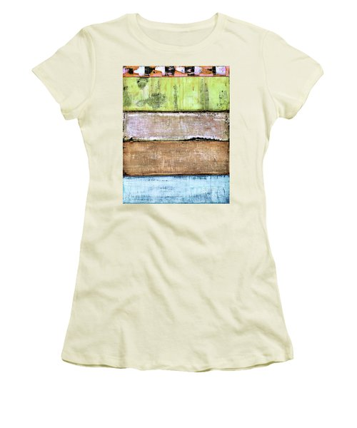 Art Print Sierra 4 Women's T-Shirt (Athletic Fit)