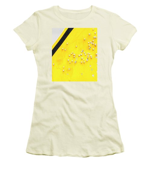 That's Not Braille Women's T-Shirt (Athletic Fit)