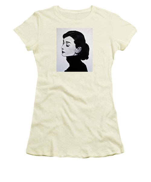 Audrey Hepburn 1 Women's T-Shirt (Athletic Fit)