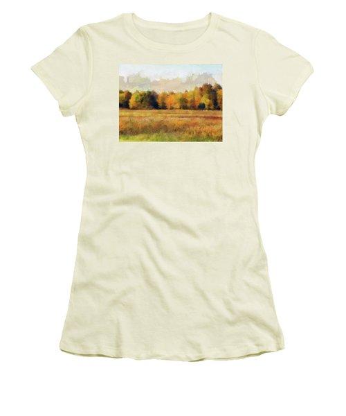 Autumn Impression 2 Women's T-Shirt (Athletic Fit)