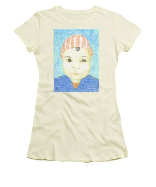 Baby Catherine Women's T-Shirt (Athletic Fit)