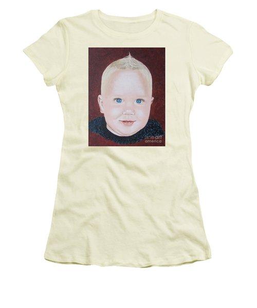 Baby Women's T-Shirt (Junior Cut) by Jeepee Aero