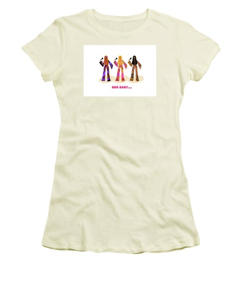 Back To The Sixties Women's T-Shirt (Athletic Fit)