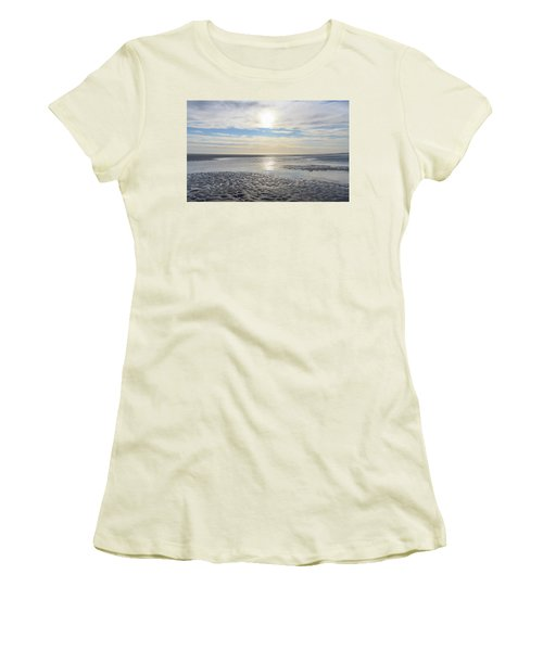 Beach II Women's T-Shirt (Athletic Fit)