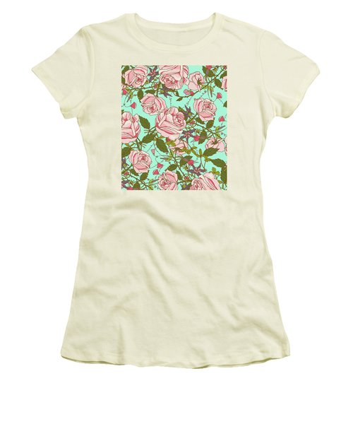 Beauty Women's T-Shirt (Junior Cut) by Uma Gokhale