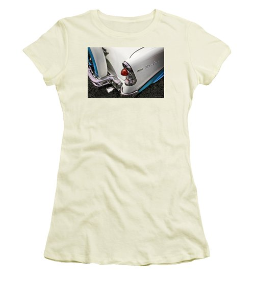 Belair  Two Women's T-Shirt (Junior Cut) by Jerry Golab