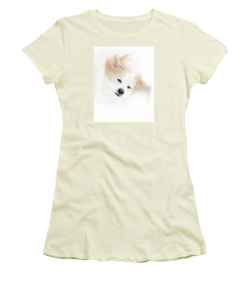 Best Friend Women's T-Shirt (Junior Cut) by Sue Stefanowicz