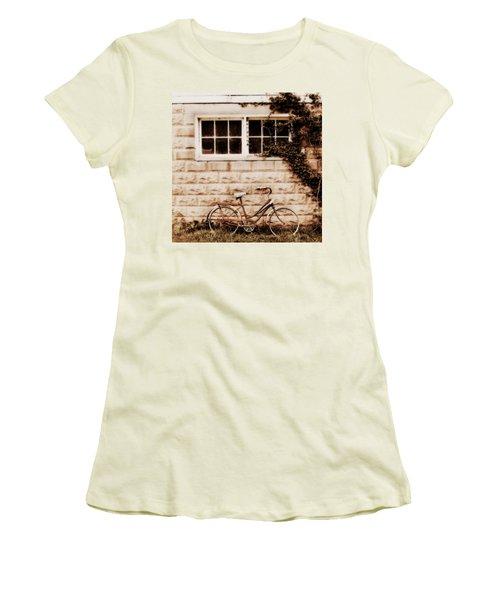 Bicycle Women's T-Shirt (Junior Cut)
