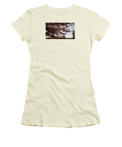 Blister  Women's T-Shirt (Junior Cut) by Jana E Provenzano