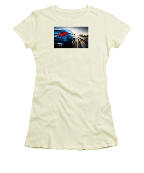 BMW Women's T-Shirt (Junior Cut) by Lanjee Chee