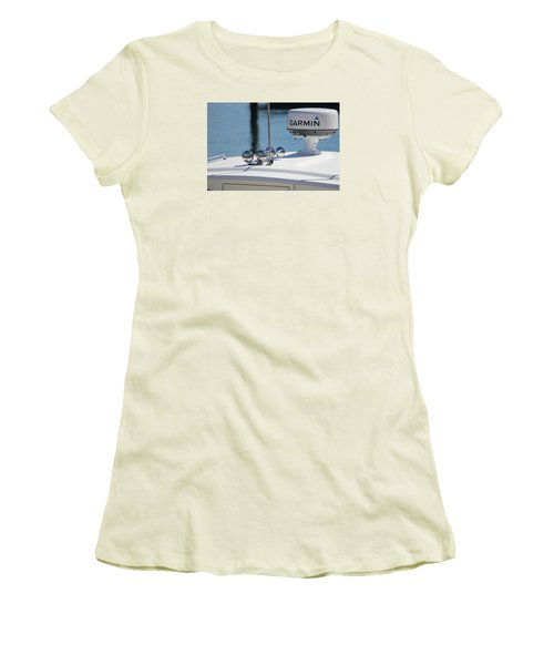 Boat Business Women's T-Shirt (Athletic Fit)