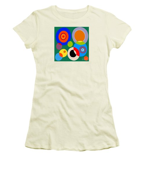 boy Women's T-Shirt (Junior Cut) by Beth Saffer